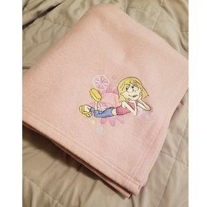 Disney Lizzie McGuire Blanket
